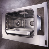 Steam Oven Stainless Steel