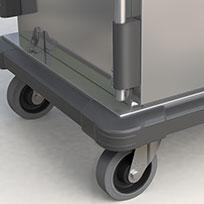 Tray Transport Trolleys
