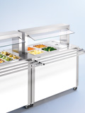 Food serving systems