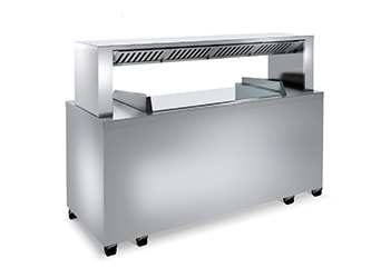 BLANCO COOK Frontcooking-Station BC FS 3