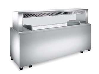BLANCO COOK Frontcooking-Station BC FS 4