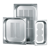 Perforated GN containers