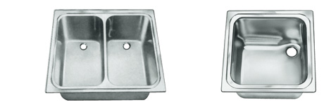 Build-in basins